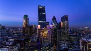 London-City---Londra,-UK
