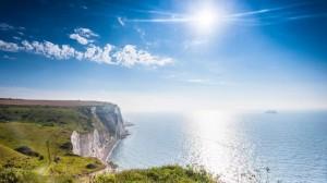 The-White-Cliffs---Dover,-UK
